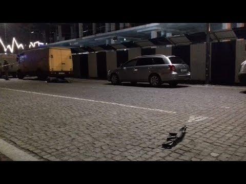 В Калининграде на улице Баранова убиты два человека