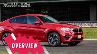 2018 BMW X6 M : Speed Master For Stylisih Matter