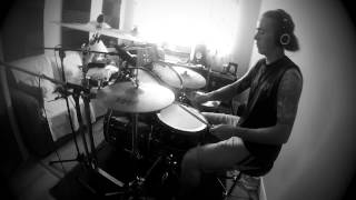 Human Mycosis At Freefall Recordings - Drums