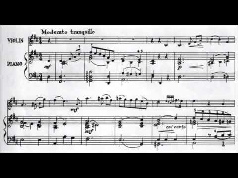 Nicanor Abelardo - Cavatina for violin and piano (BUWAN NG WIKA TRIBUTE)