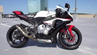 2016 Yamaha R1S with Austin Racing Titanium GP2R