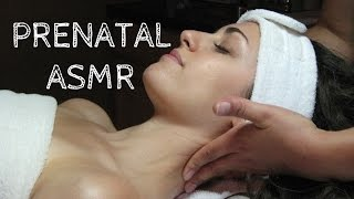 ASMR for Pregnancy: Prenatal Doula Role Play with Massage (Audio Only, Binaural)