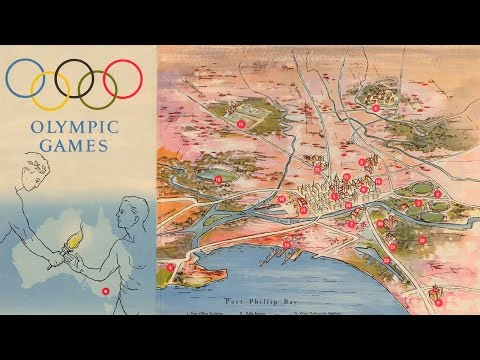 One object, many stories: 1956 Melbourne Olympics