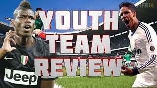 FIFA 14 Best Young Players Full Top Youth Team Best Players in ONE Team