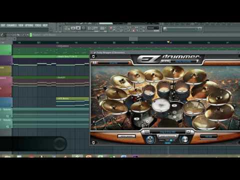 Mistis - kereta Jawa versi Metal ( Cover Fl Studio 11)