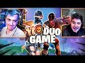 THIS DUO GAME GOT INTENSE AT THE LAST MINUTE!
