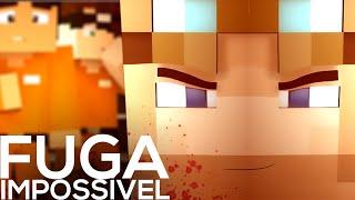 Minecraft: FUGA IMPOSSÍVEL - NOVO AMIGO?! #6