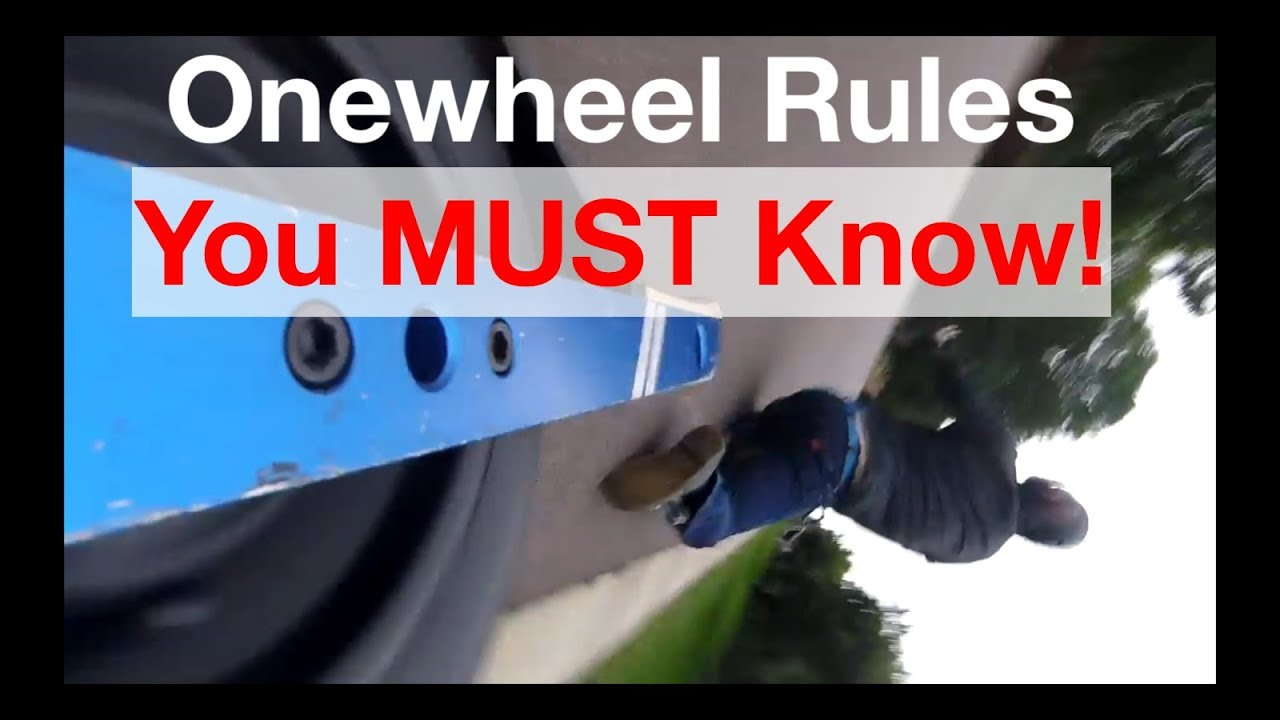 Severe Trauma: From Onewheel to ER to ICU & Lessons Learned