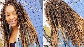 Crochet Gypsy Locs- Afri Naptural MOJO Locs