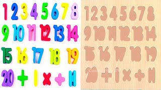 TOP 10 Learn Alphabet Collection with Wooden Toys | Learn Colours for Kids |Huge M&M's Surprise Eggs