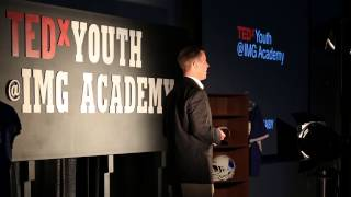 The secret to performing under pressure | Captain Tom Chaby | TEDxYouth@IMGAcademy