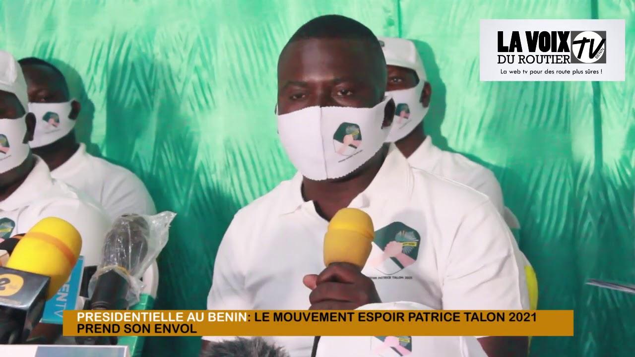 Présidentielle au Bénin: Le Mouvement Espoir Patrice Talon 2021 prend son envol