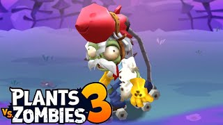 Plants vs. Zombies 3 - Gameplay Walkthrough Part 8 - Flak Seed VS Rocket Scientist (Workshop Zombie)