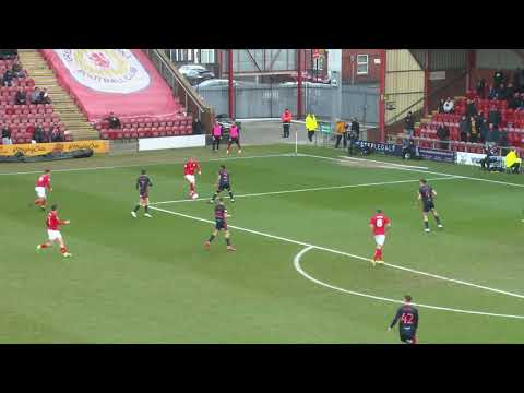 Crewe Alexandra 3-1 Stevenage: Sky Bet League Two Highlights 2019/20 Season