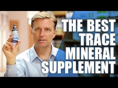 The Best Trace Mineral Supplement