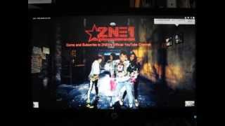 2NE1 Fire MV (Street Version) (MV Reaction)