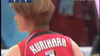 全日本女子バレー WGP2007「日本vsカザフスタン」 thumbnail