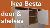 How To Install Push To Open Function For The Ikea Besta And