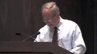 "Christopher Seitz - ""Canon and Conquest: The Character of the God of the Hebrew Bible"" Part 1"