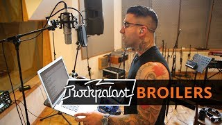 Broilers | BACKSTAGE | Rockpalast | 2013