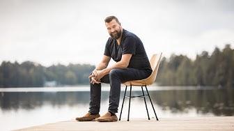 Kaj Franck -muotoilupalkinto 2018: Tapio Anttila