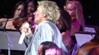 Rod Stewart - Try To Love Again - First Niagara Center, Buffalo - 05/31/14