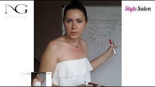 Свадебный маникюр на коротких ногтях. Календарь невесты:важные советы (Часть 4/4) / Wedding manicure