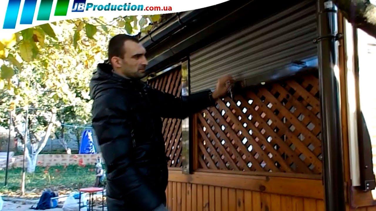 Рольставни или защитные роллеты это самый распространенный и надежный способ защиты дверей, окон, ворот. Все ролеты выполняются по.