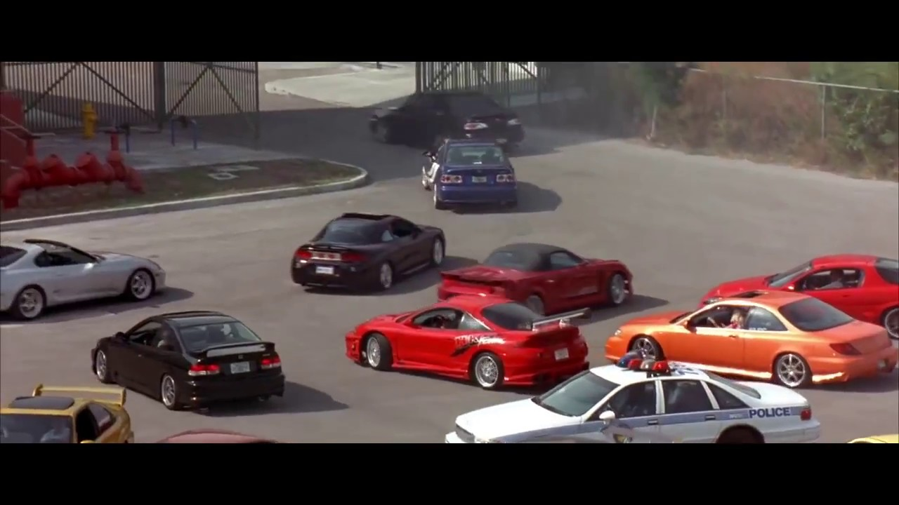 The 2 Fast Furious Car Scramble Feat 9 11 Tribute To America Truck