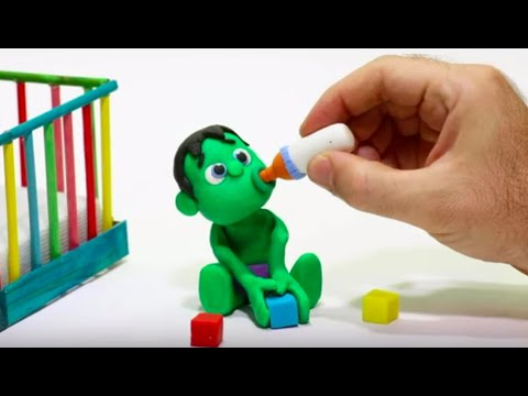 Download QUÉ MONO ES EL SUPERHÉROE BEBÉ Dibujos Animados para niños y bebés!!! 💚 dibusYmas