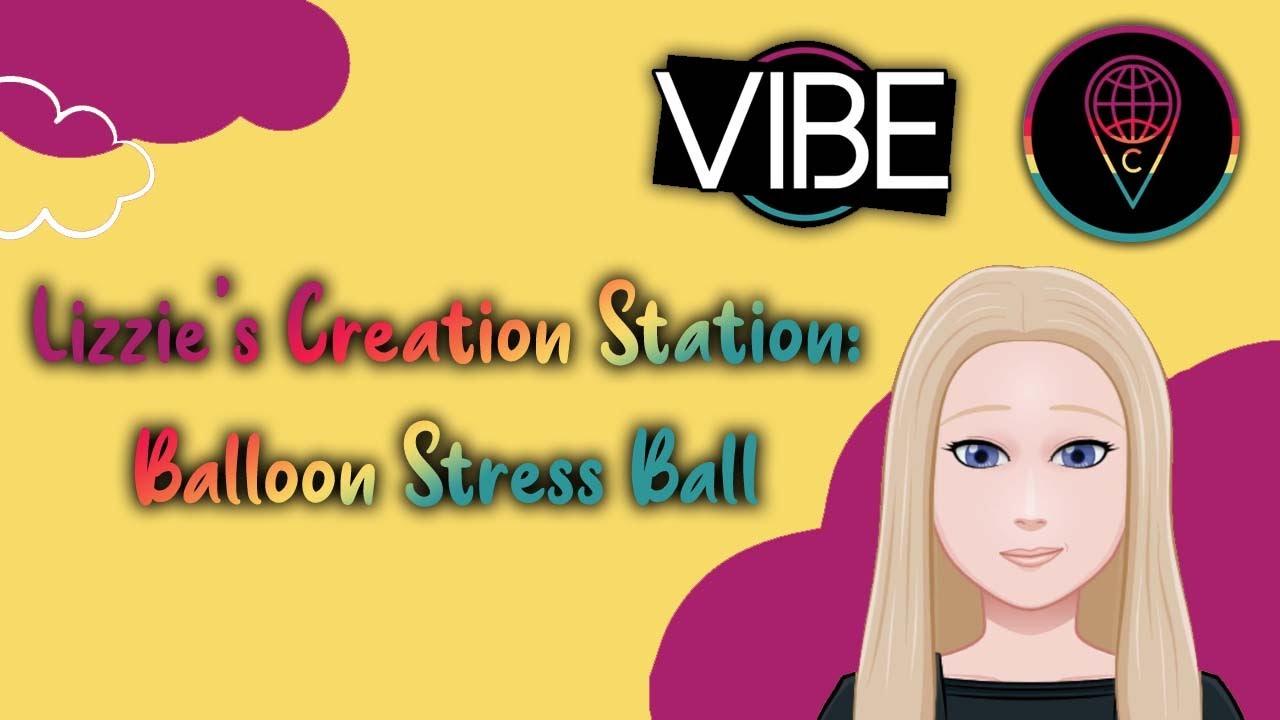 Lizzie's Crafty Creations: Balloon Stress Ball