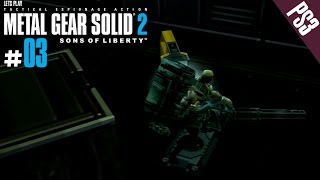 METAL GEAR SOLID 2 ★SONS OF LIBERTY★ #03 [HD60/Ger] - Andenken an einen alten Feind | PS3