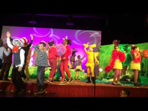 Seussical The Musical at Gems Royal Dubai School