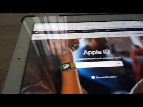 Как сбросить пароль Apple Id