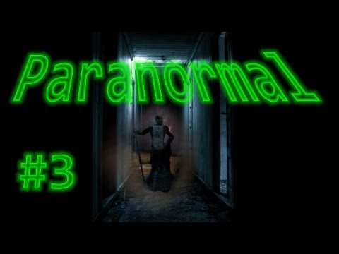 Paranormal - Part 3 - VIOLATED