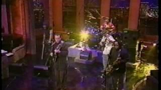 "Dave Matthews Band ""So Much To Say"" Letterman"