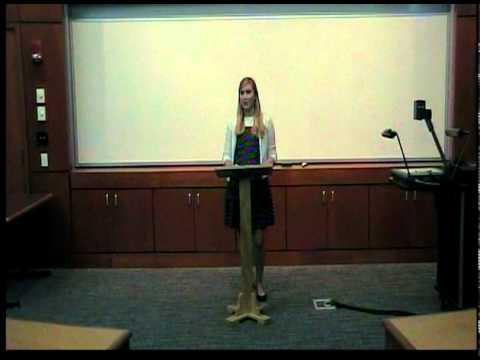 SGA Intro and Secretary Speech - Executive Council