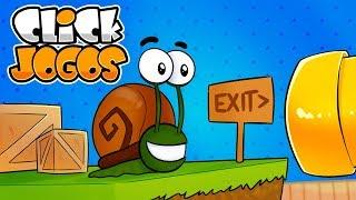 AUTHENTIC VIROU UM CARACOL !! - Snail Bob