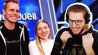 Unge REAGIERT auf Bibi und Julian beim Schissduell - YouTube Kacke! | #ungeklickt