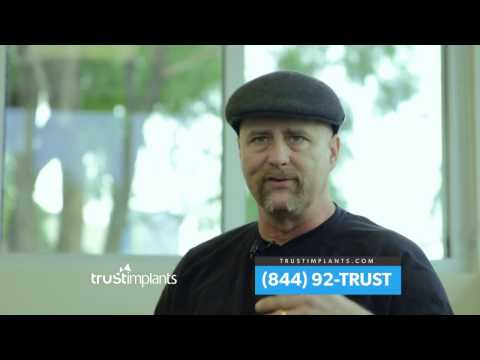 Medical Minute Story - Trust Implants - Michael