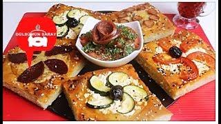 Nefis ve leziz harika Gülsümün sarayi sucuklu peynirli kahvaltilik börekler / Gülsümün sarayi