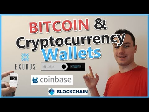 Bitcoin & Cryptocurrency Wallets | Different Bitcoin Wallet Types Explained