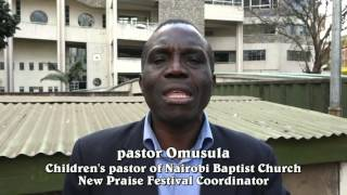 2015 New Praise Ministry Report Eng