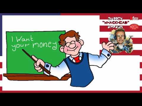 Whackhead Simpson - Language Teacher Scam