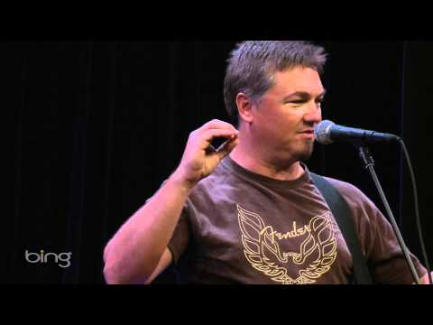 Edwin McCain - Interview (Bing Lounge)
