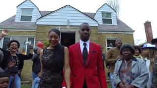 Javion's Prom Send Off - 2017 Proviso East Prom