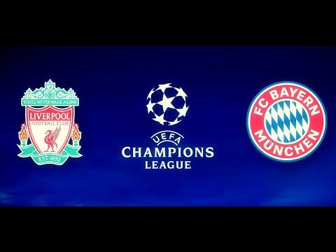 Bayern Munich VS Liverpool - The Movie 🔥