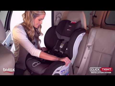 Britax Marathon ClickTight Convertible Car Seat Produced By My CreativeTeam