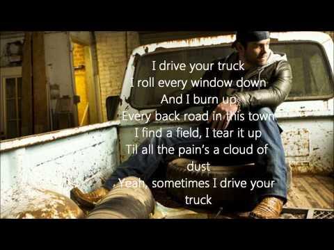 I Drive Your Truck - Lee Brice Lyrics