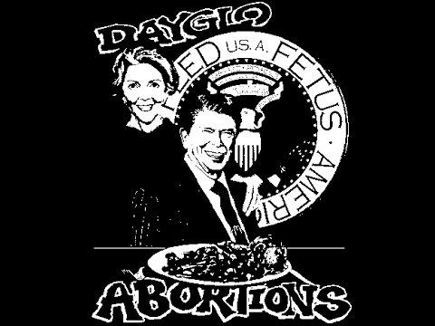 Dayglo Abortions  -  Stupid World